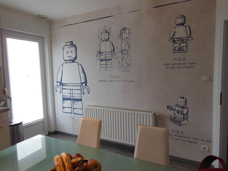 Realisation dans une cuisine à Matzenheim