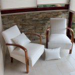 Rénovation de fauteuils année 50