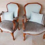 Rénovation de fauteuils