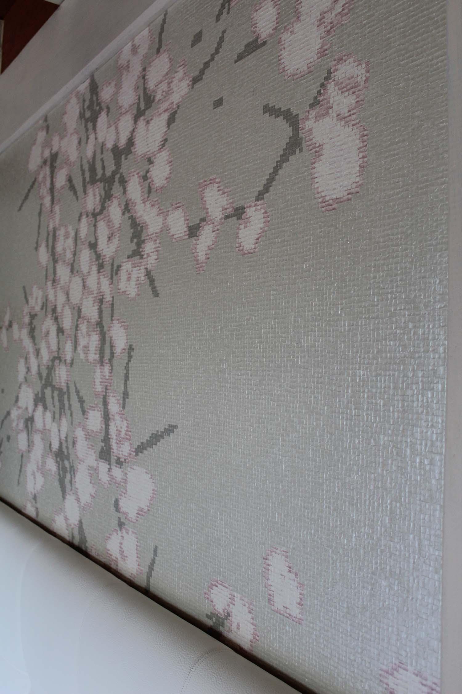 revêtement mural dans une chambre