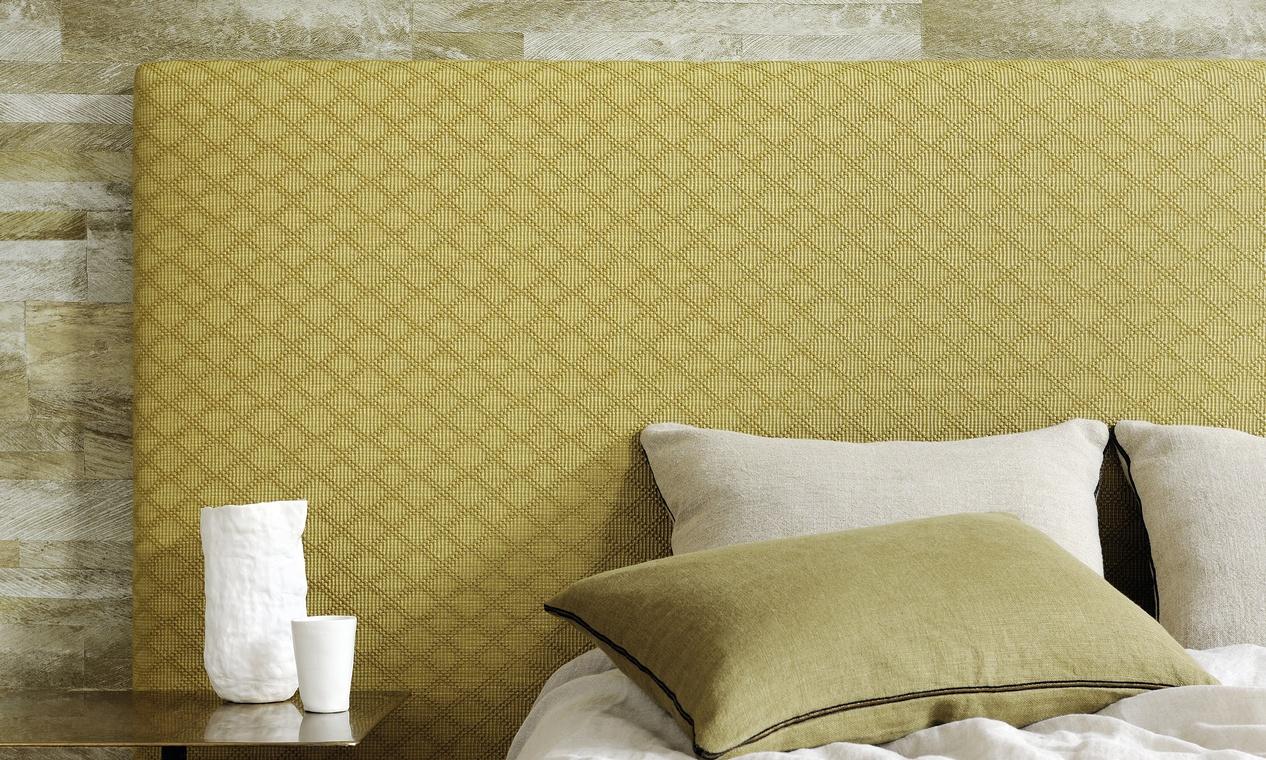 Tête de lit tissu Elitis