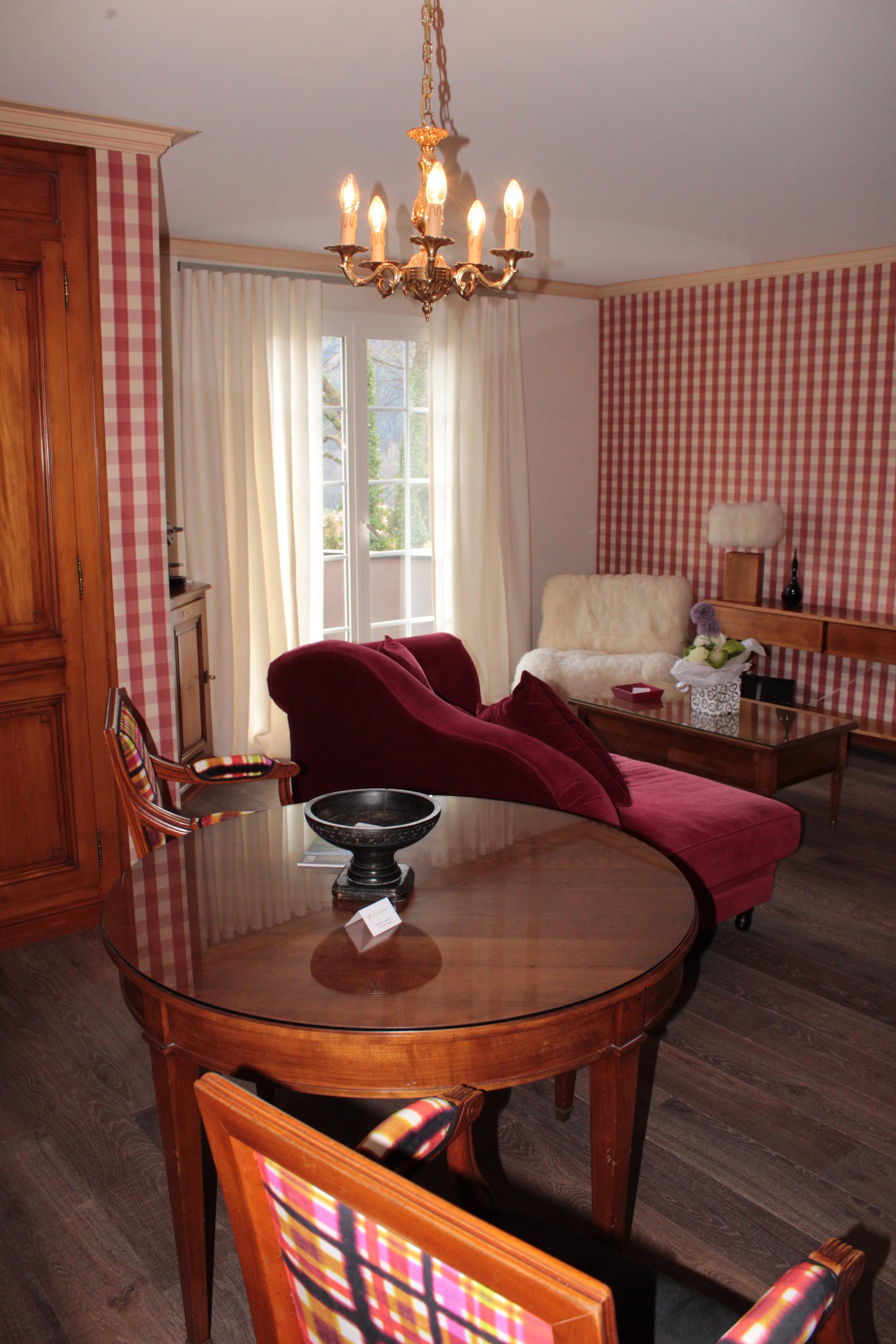 Hôtel de La Chenaudière à Colroy la Roche ( Bas-Rhin)