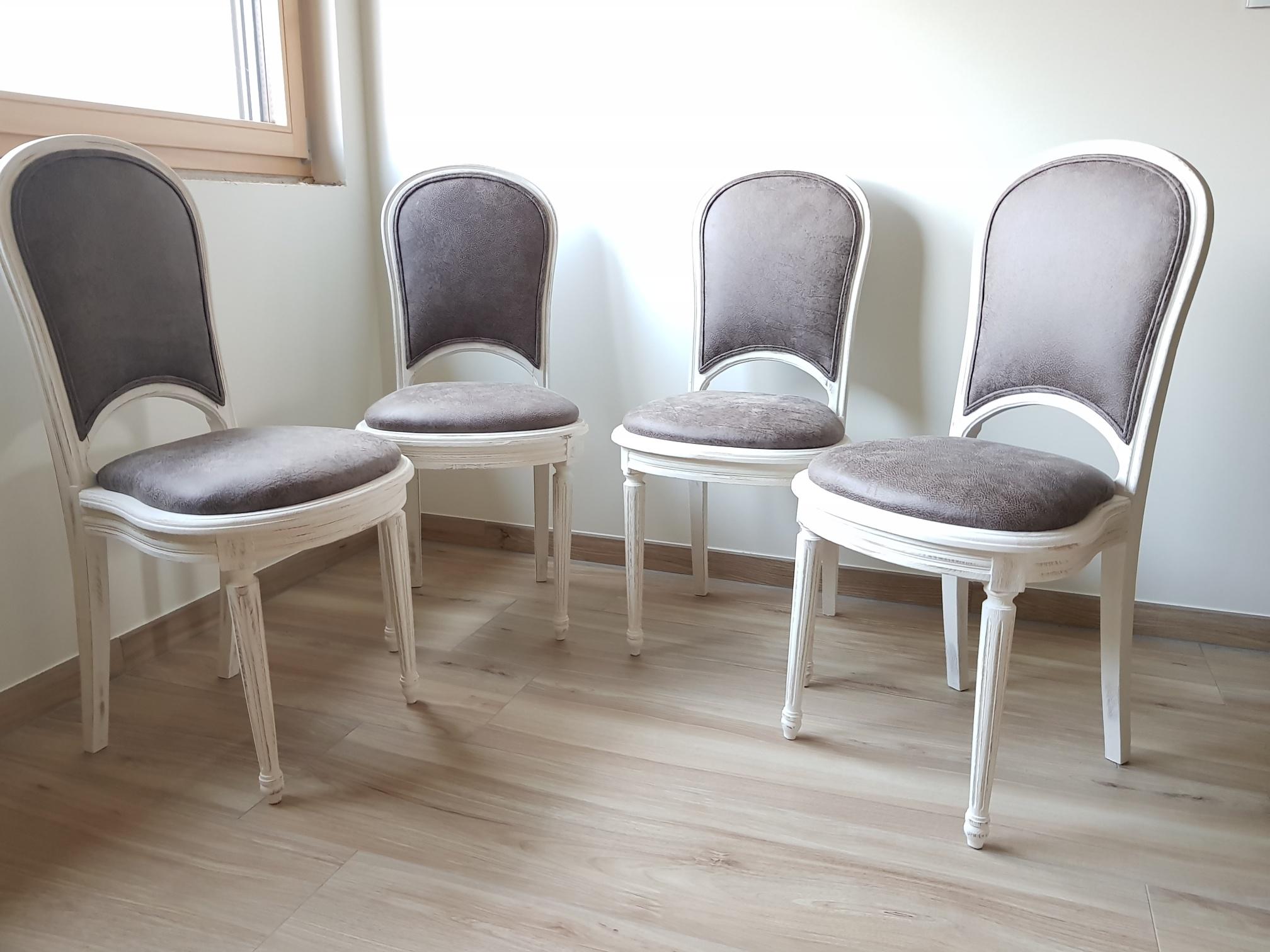Rénovation de chaises
