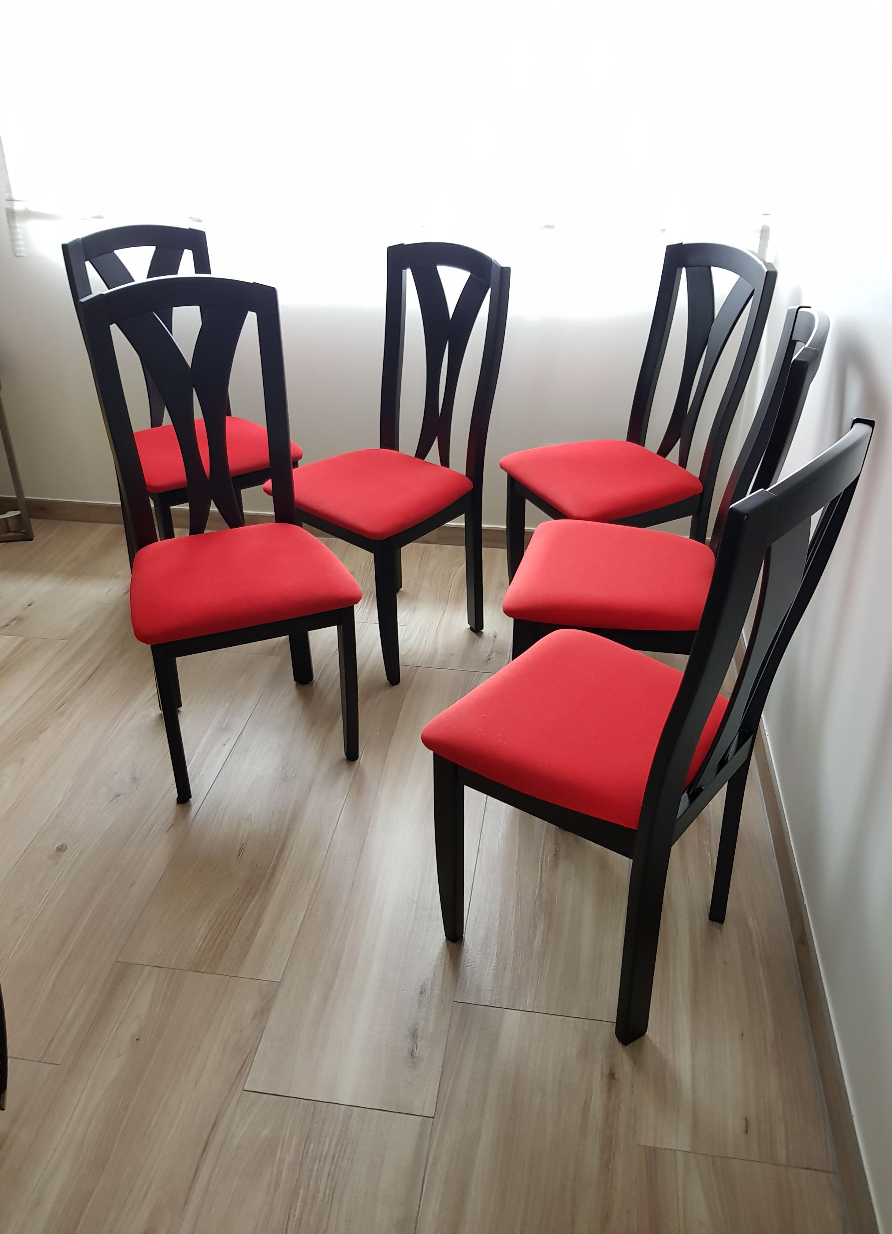 Relooking de chaises