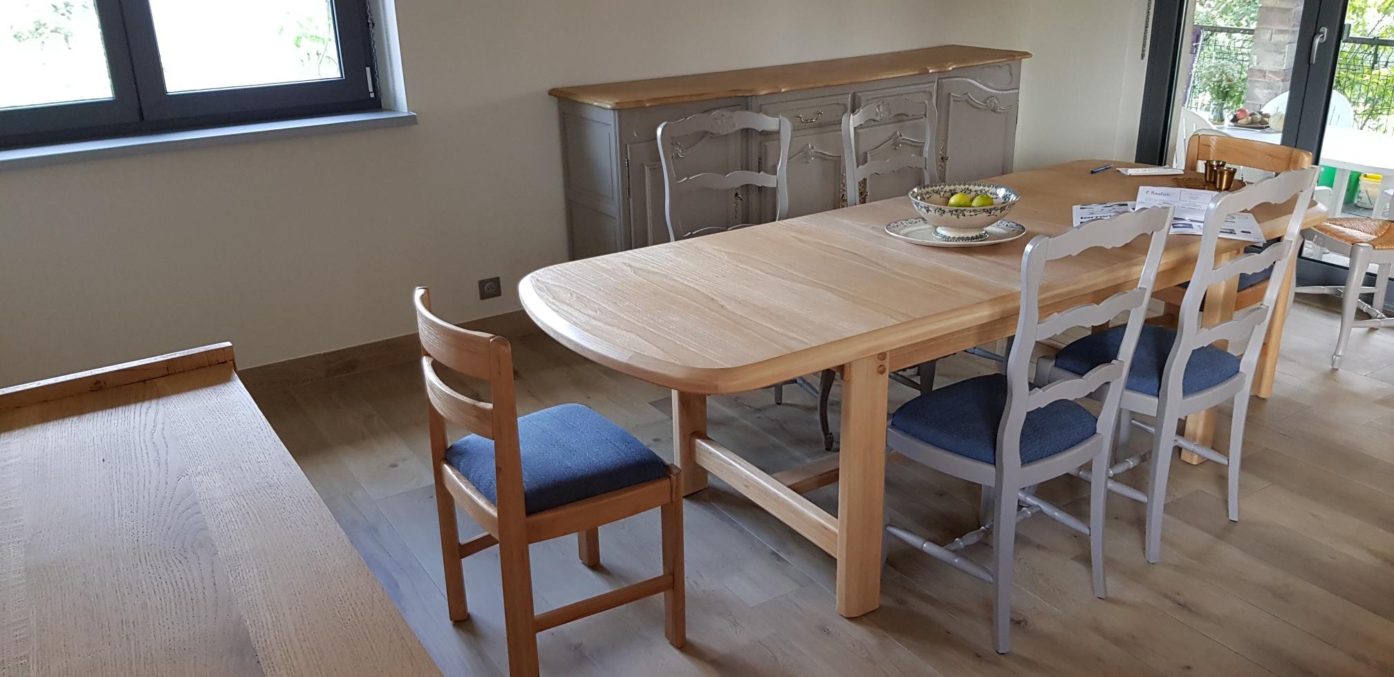 Rénovation de mobilier à Plobsheim