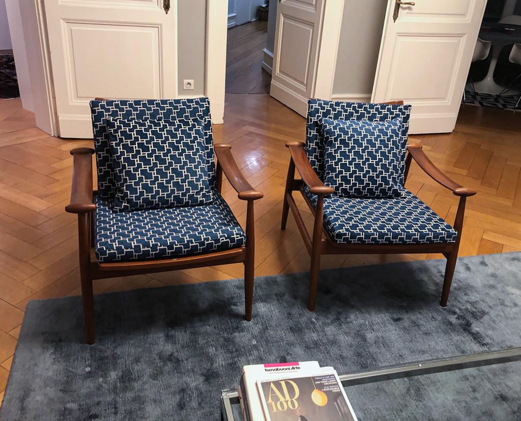 Spade lounge siège